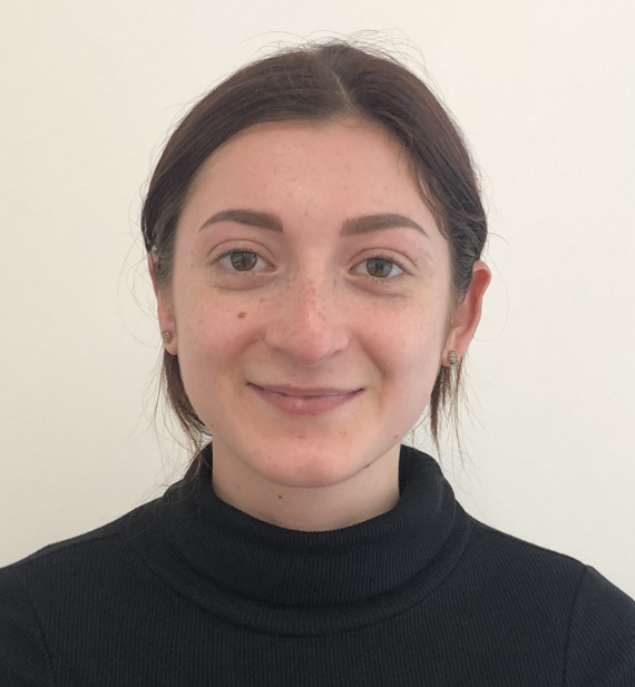 Bethany Christodoulou – Receptionist