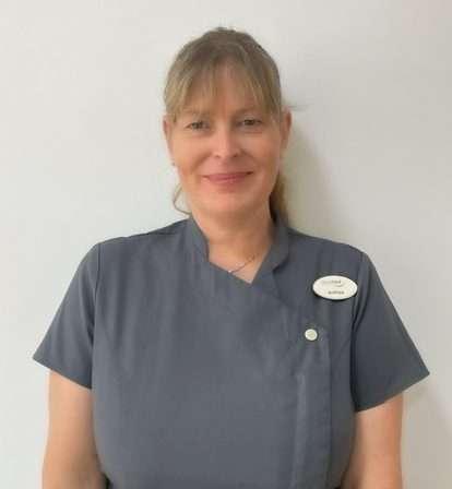 Anthea Cox, Dental Nurse, GDC 121406