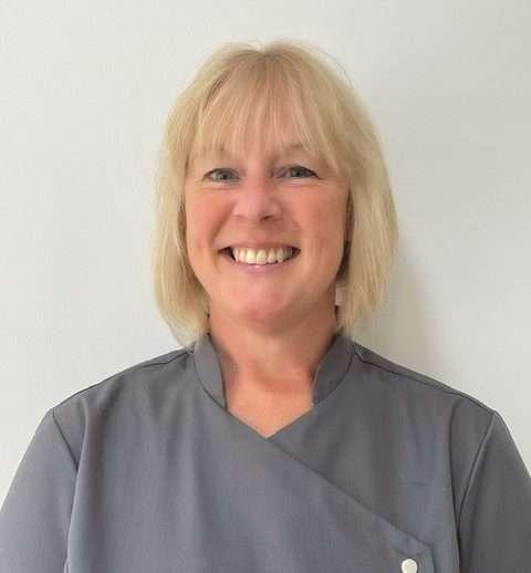 Sheila Burr, Dental Nurse GDC 187403