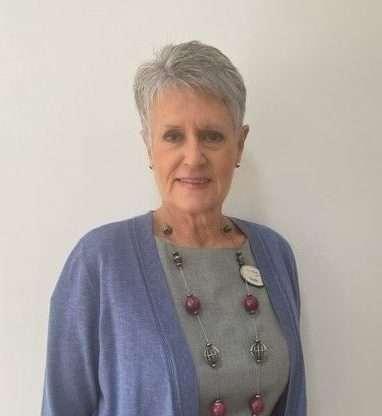 Trudie Brown, Receptionist